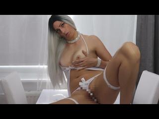Dirtytalk, Langhaarig, Pussy, Rasiert, Solo, Squirting