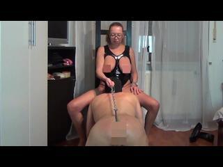 Orgasmus, Analsex, Bizarr, Dessous, Dirtytalk, Lack, Maske